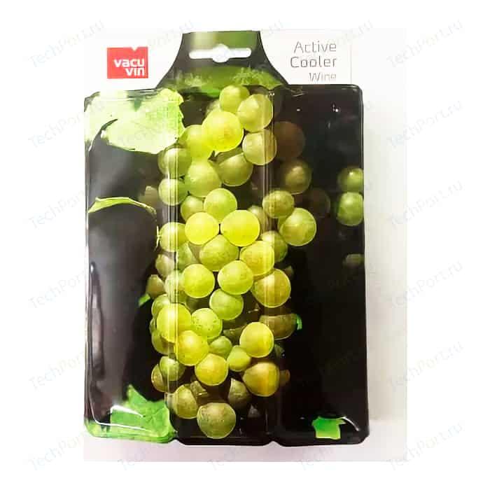 Фото - Охладительная рубашка для вина Vacu Vin (38814606) маркеры для бокалов классика vacu vin 1886461 8 шт