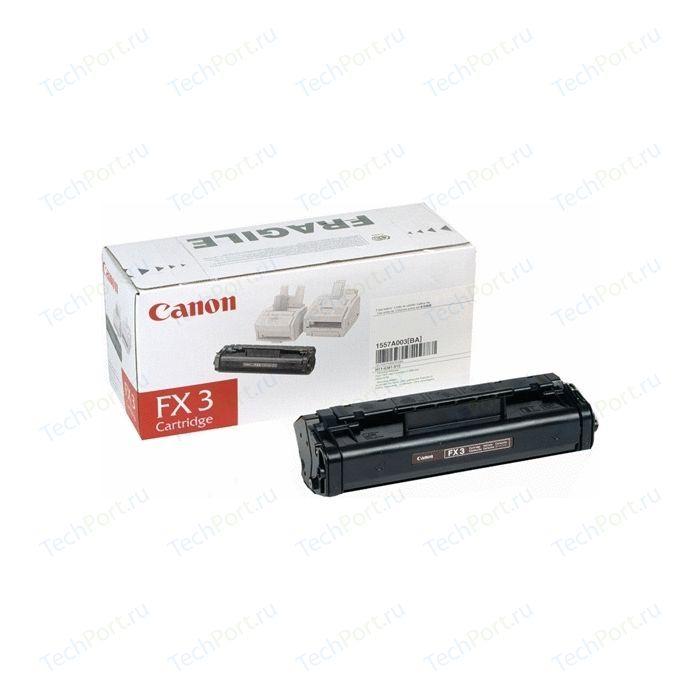 Картридж Canon FX-3 (1557A003)