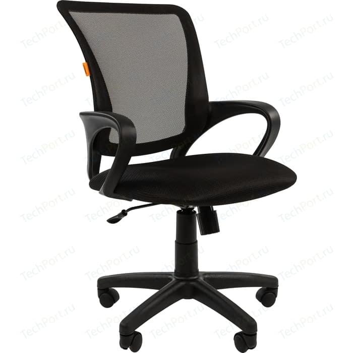 Офисное кресло Chairman 969 TW-01 черный