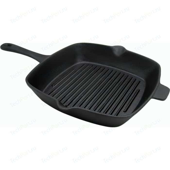 Сковорода-гриль чугун Myron cook 27,5х25см Tradition 2 (MC7274) недорого