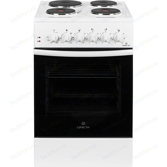 Электрическая плита GRETA 1470-Э исп. 07 белая