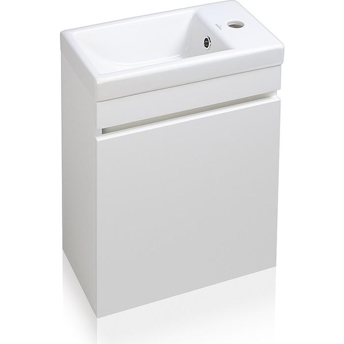 Тумба под раковину Style line Compact Люкс 40 белая (2000949096025)