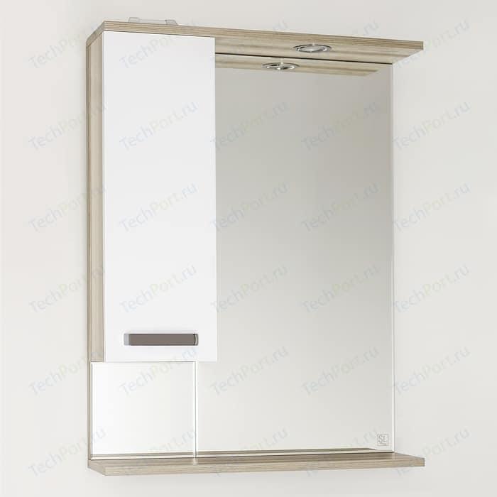 Зеркало-шкаф Style line Ориноко 60 с подсветкой (4650134470871)
