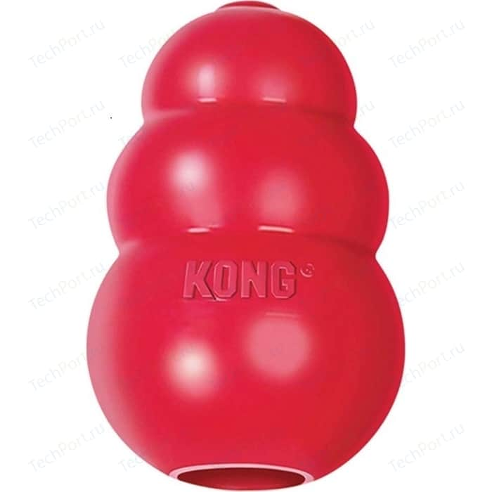 Игрушка KONG Classic Medium 8х6см для собак