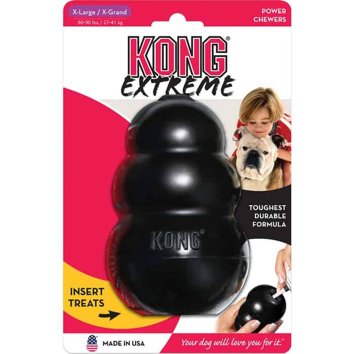 Игрушка KONG Extreme Extra Large 13х9см очень большая прочная для собак
