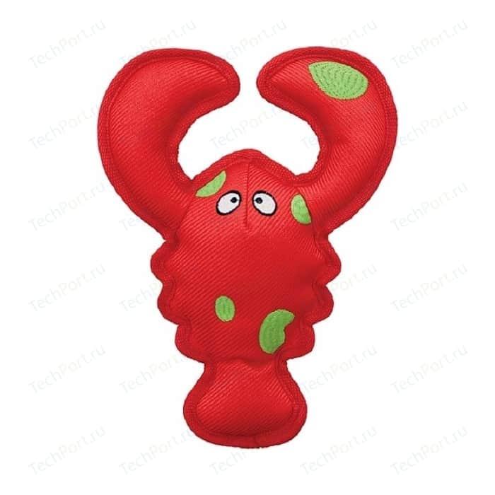 Игрушка KONG Belly Flops Lobster Лобстер 21х9см для собак