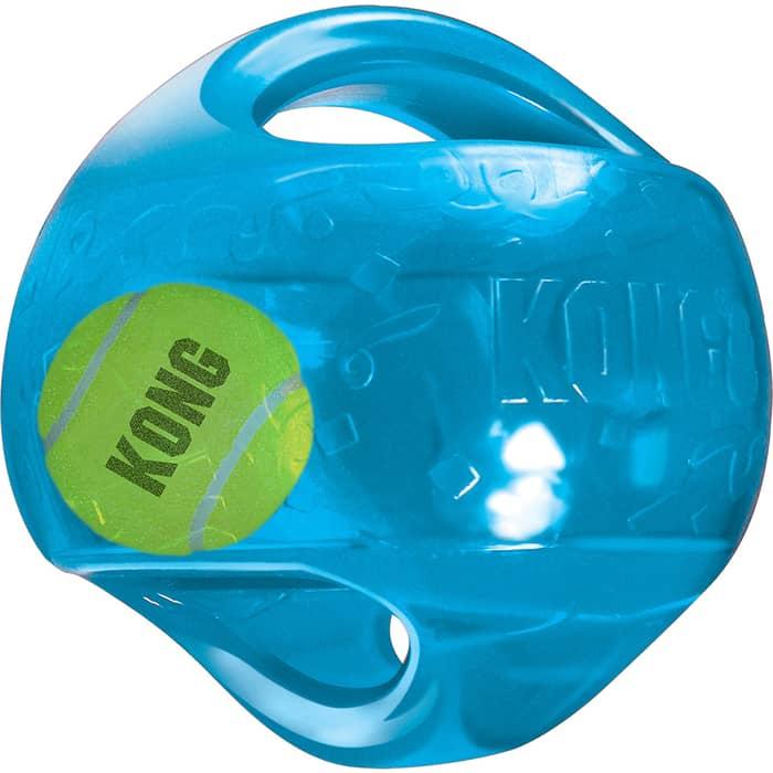Игрушка KONG Jumbler Ball Large/X-Large Dog Мячик 18см резина для собак крупных и очень пород