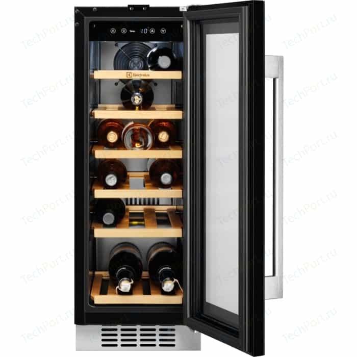 Винный шкаф Electrolux ERW0673AOA винный шкаф tesler wcv 080