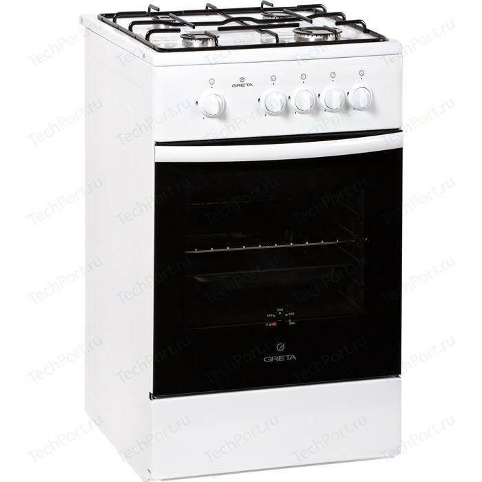 Газовая плита GRETA 1470-00 исп. 21 белая