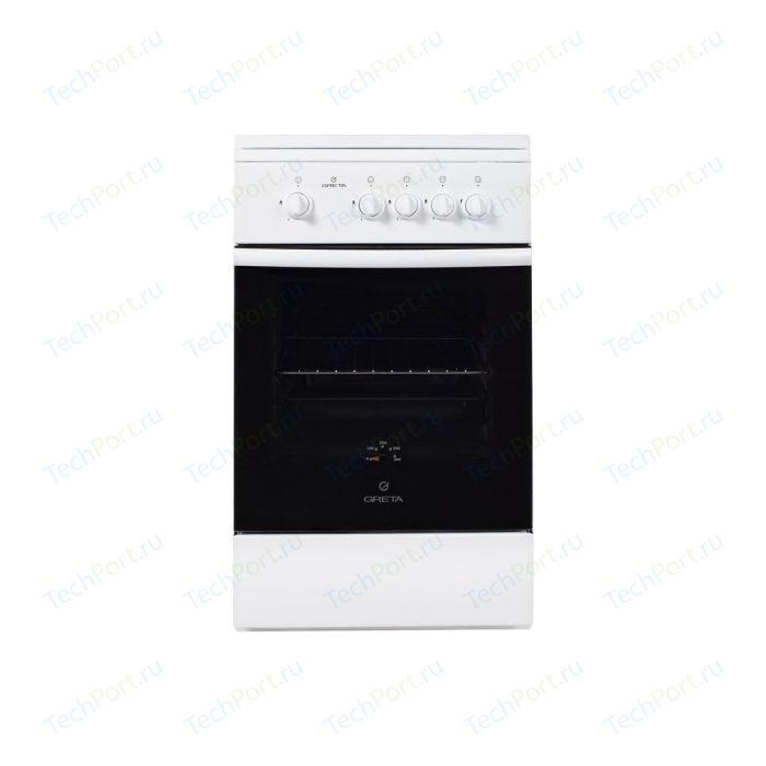 Газовая плита GRETA 1470-00 исп. 22 белая