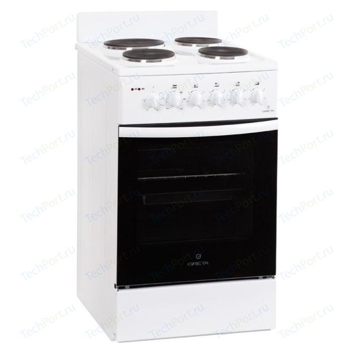 Электрическая плита GRETA 1470-Э исп. 06 белая