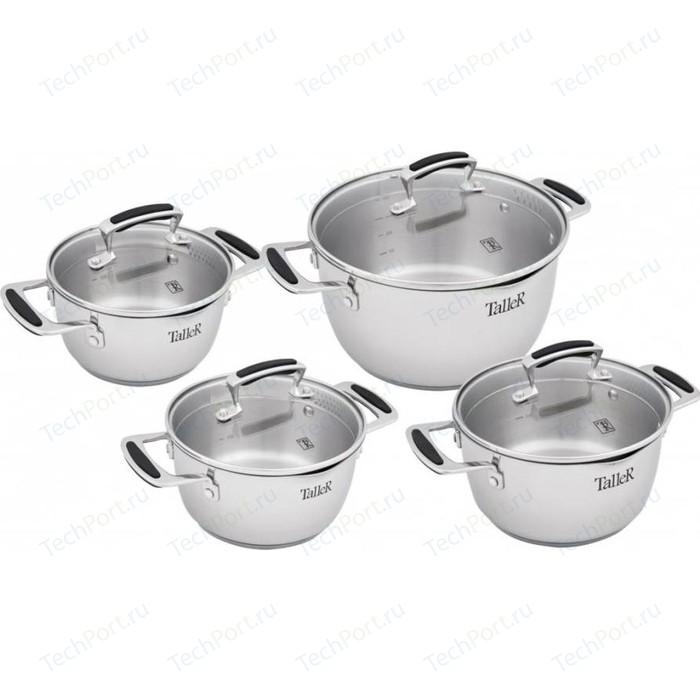 Набор посуды 9 предметов Taller Льюис (TR-1071)