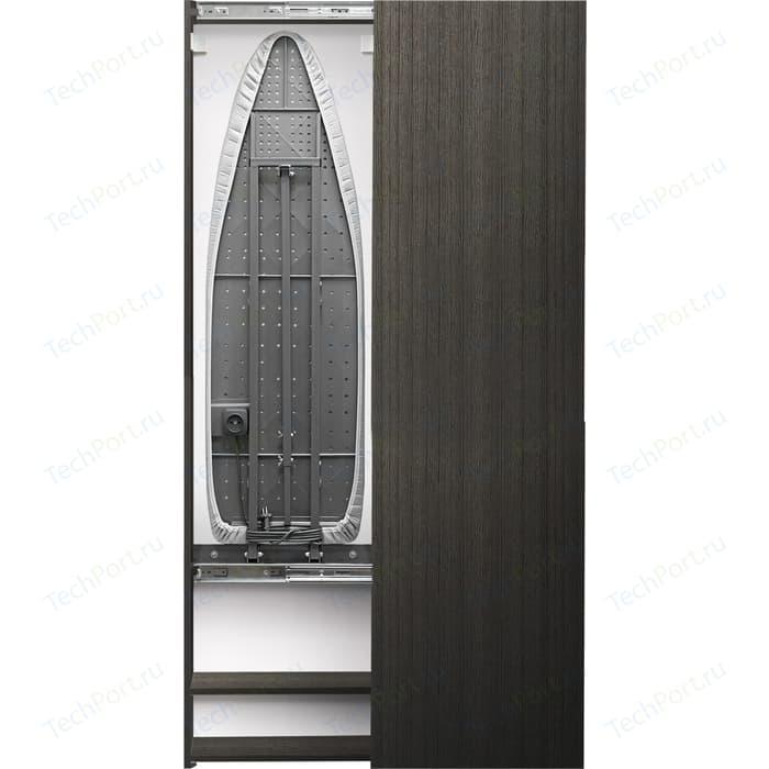Встроенная гладильная доска Shelf.On Iron Box Eco (Айрон Бокс Эко) купе венге право