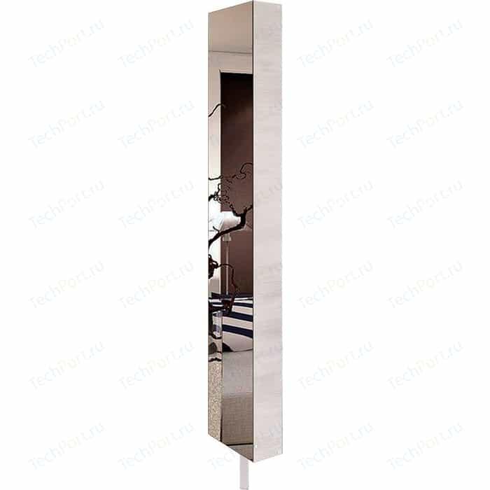 Поворотный зеркальный шкаф Shelf.On Зум Шелф Эко беленый дуб