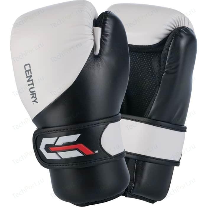 Перчатки Century спарринговые C-Gear white/black XL