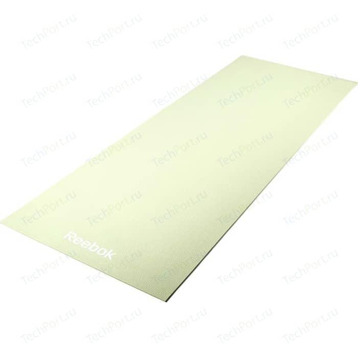 Коврик для йоги Reebok RAYG-11022GN (мат) зеленый 4мм