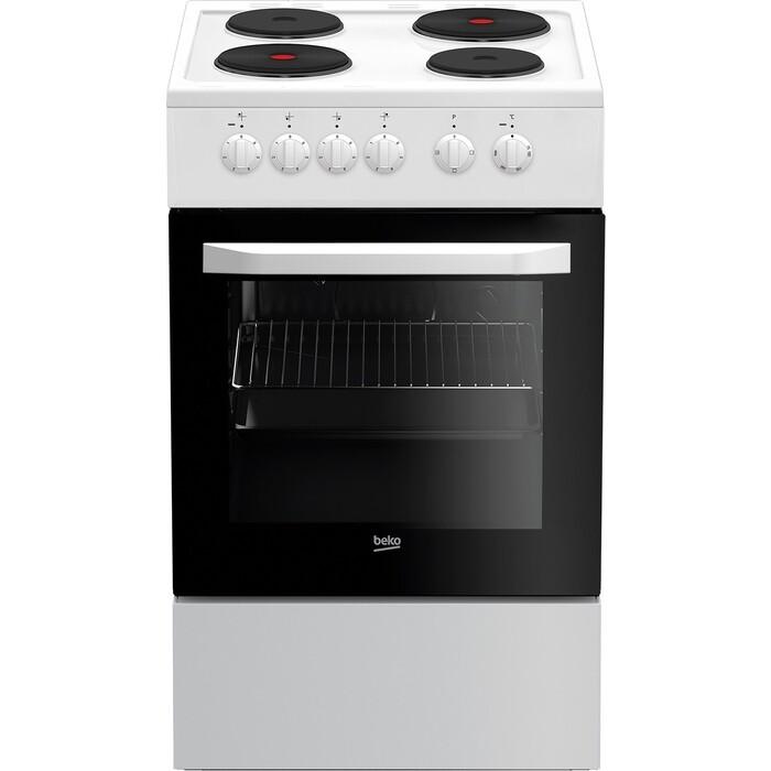 Электрическая плита Beko FFSS 56000 W beko dfs 25w11 w белый