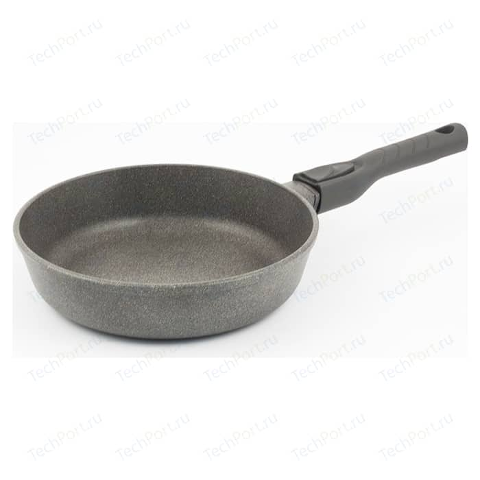 Сковорода со съемной ручкой TimA d 24см Паприка (24109П)