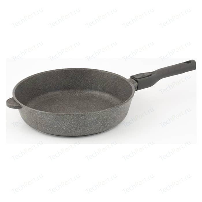 Сковорода со съемной ручкой TimA d 28см Паприка (28109П)