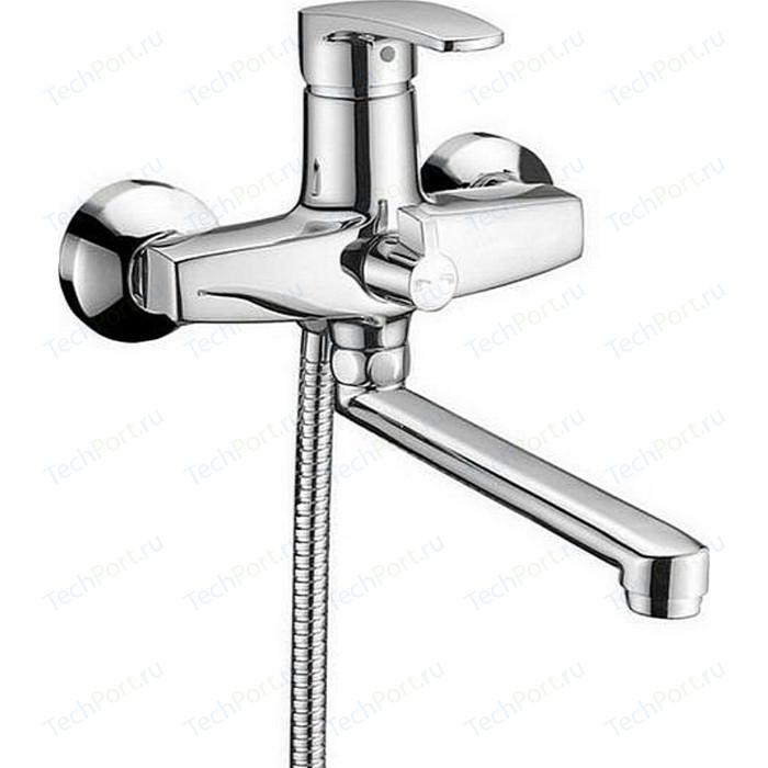 Смеситель для ванны Elghansa Monica с душем, хром (5322319-20)