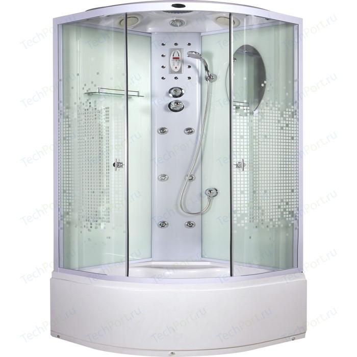 Душевая кабина Niagara 150х150х220 (NG-3138-01S) душевая кабина ssww w0913h 90x90 профиль белый матовый задние стенки прозрачные