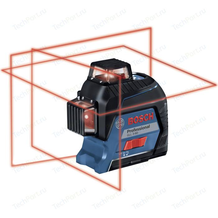 Построитель плоскостей Bosch GLL 3-80