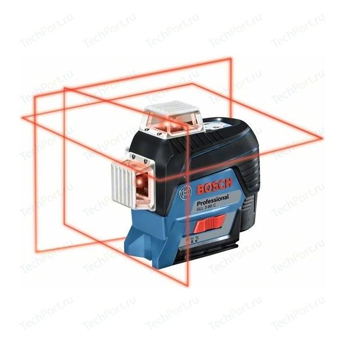 Построитель плоскостей Bosch GLL 3-80 C (0.601.063.R01)