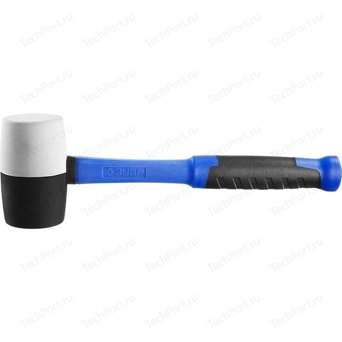 Киянка Зубр Профессионал резиновая 900г (20532-900) резиновая киянка 680грамм matrix 11172