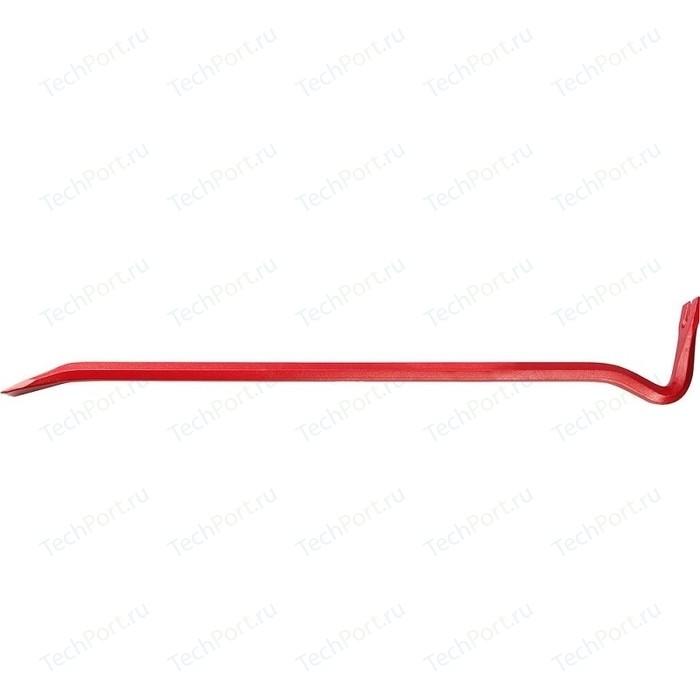Фото - Лом-гвоздодер Зубр шестигранный профиль 600мм (2164-60_z02) лом гвоздодер зубр шестигранный профиль 600мм 2164 60_z02