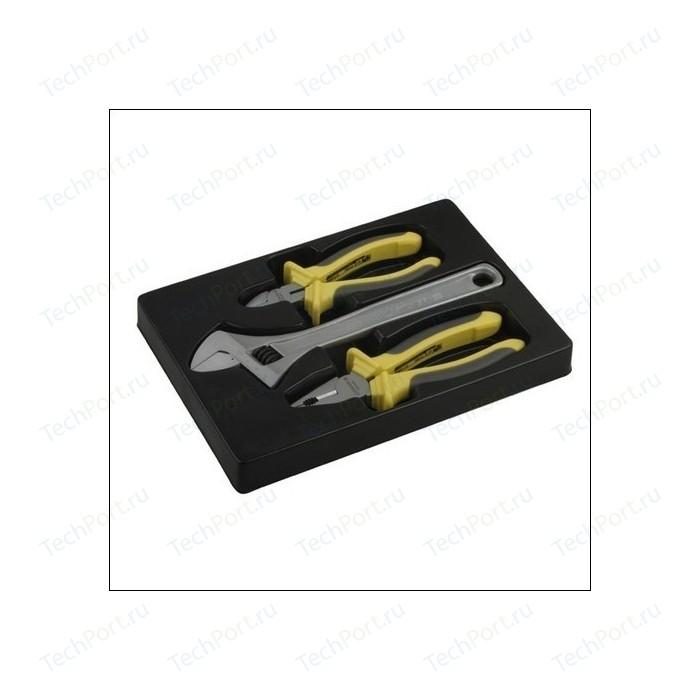 Набор губцевых инструментов Stayer Chromax 3 предмета (22703-H3)