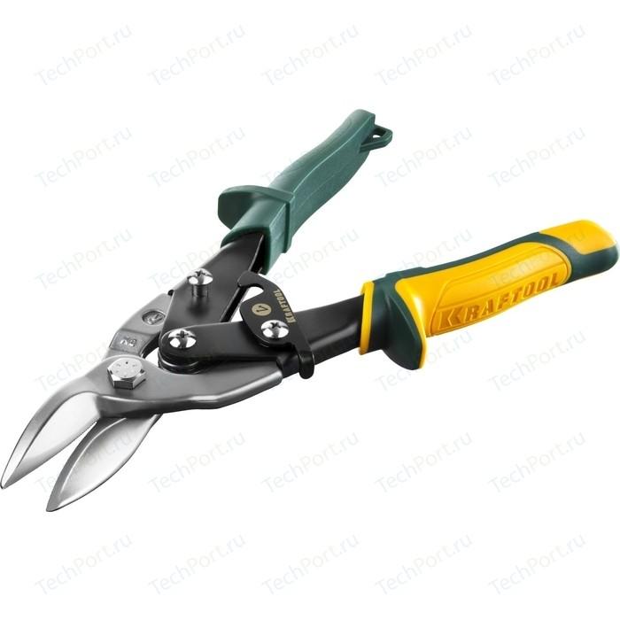 Ножницы по металлу Kraftool Alligator 260мм (2328-R) ножницы по металлу stanley 260мм универсальные 1 84 191
