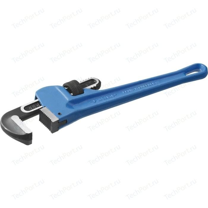 Ключ трубный разводной Зубр Профессионал 300мм/1,5 (27339-1_z01)