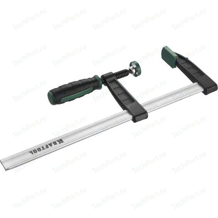 Струбцина Kraftool тип F DIN 5117, 120х800мм (32011-120-800)