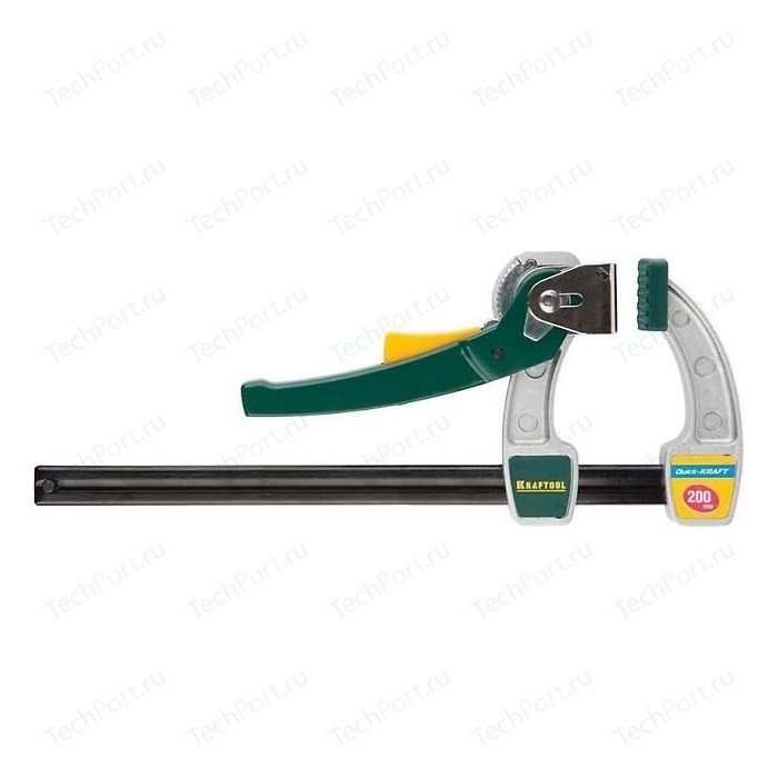 Струбцина Kraftool рычажная 75х100 мм (32019-75-100)