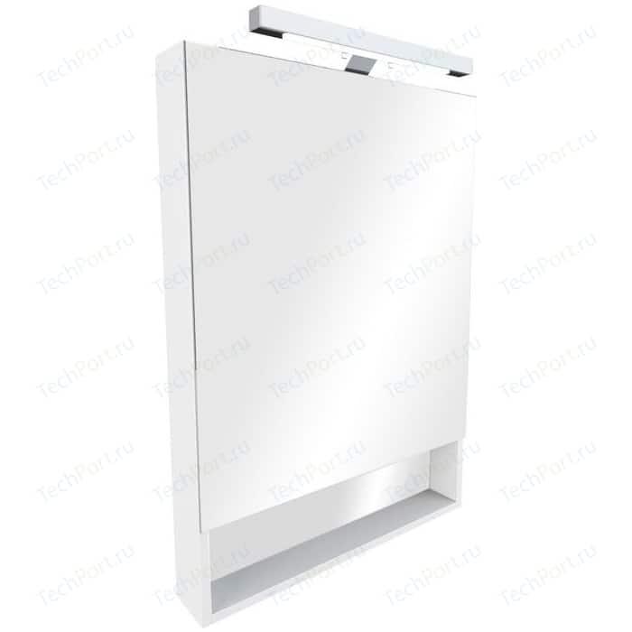 Зеркальный шкаф Roca Gap 60 белый глянец (ZRU9302885)