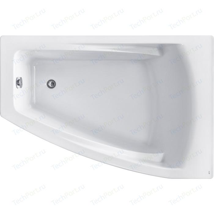 Акриловая ванна Roca Hall Angular 150х100 R правая (ZRU9302865)