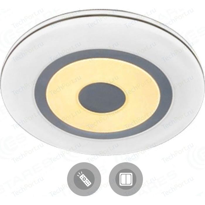 Управляемый светодиодный светильник Estares QUADRON DOUBLE 72W R-550-WHITE-220-IP44
