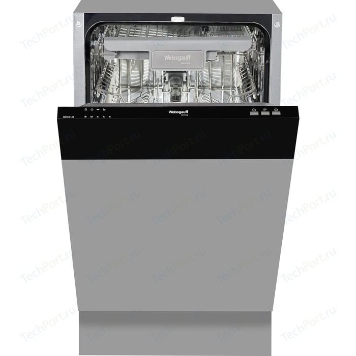 Встраиваемая посудомоечная машина Weissgauff BDW 4124