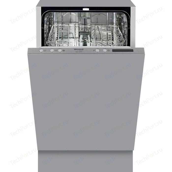Встраиваемая посудомоечная машина Weissgauff BDW 4543 D