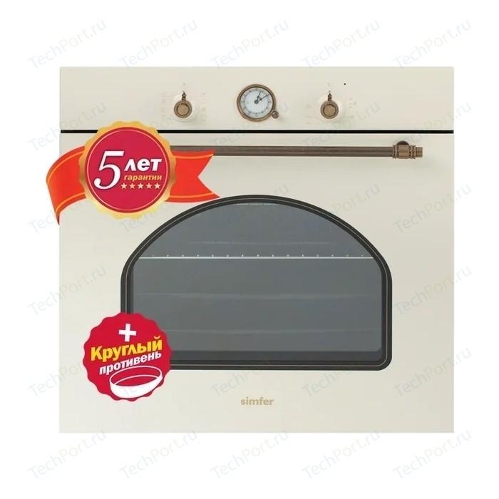Электрический духовой шкаф Simfer B6EO77017