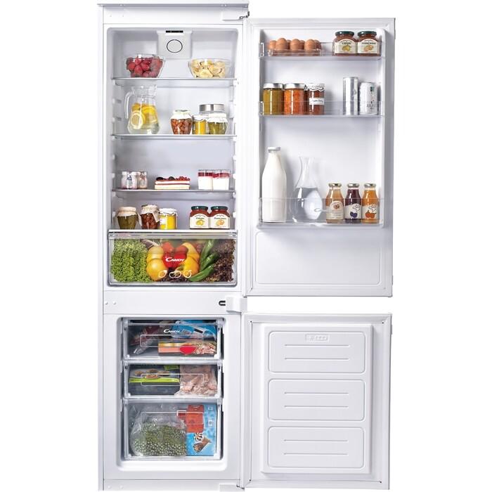 Встраиваемый холодильник Candy CKBBS 172 F встраиваемый холодильник candy ckbbs 172 f
