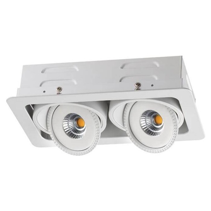 Встраиваемый светодиодный светильник Novotech 357581 встраиваемый светодиодный светильник novotech 357997