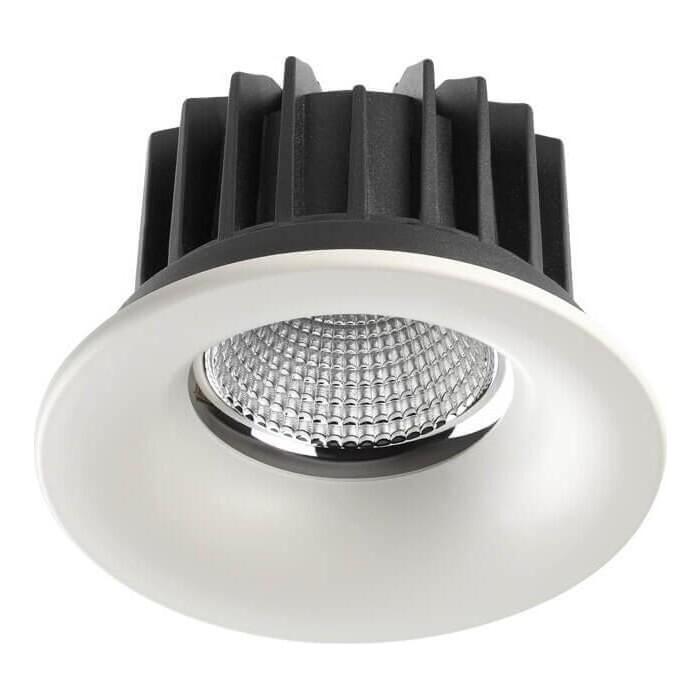 Фото - Встраиваемый светодиодный светильник Novotech 357603 встраиваемый светильник novotech dino 369627