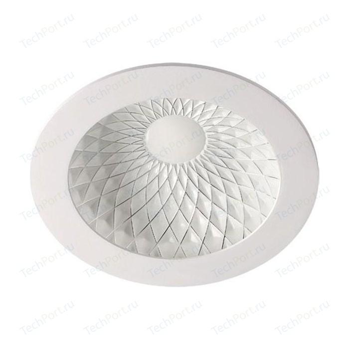 Встраиваемый светодиодный светильник Novotech 357499 встраиваемый светильник novotech snail 357568