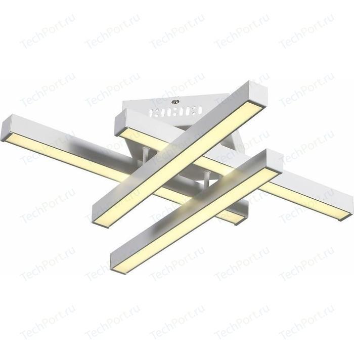 Потолочный светодиодный светильник ST-Luce SL933.502.04 потолочный светодиодный светильник st luce sl933 402 06