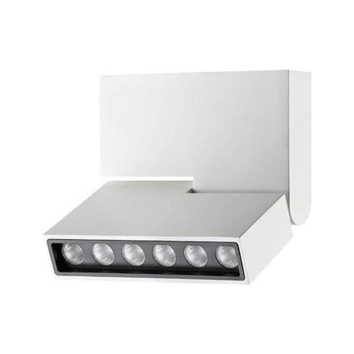 Потолочный светодиодный светильник Novotech 357538