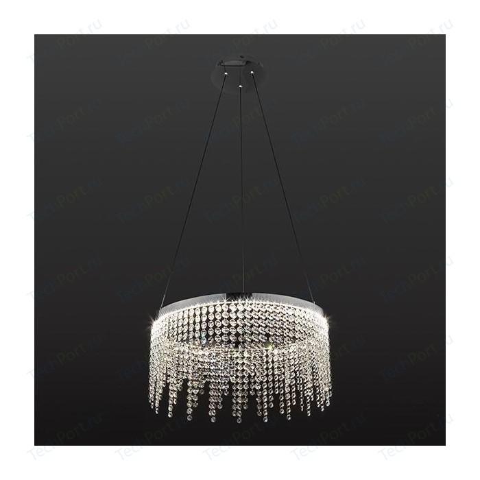 Подвесной светодиодный светильник Eurosvet 90050/1 хром