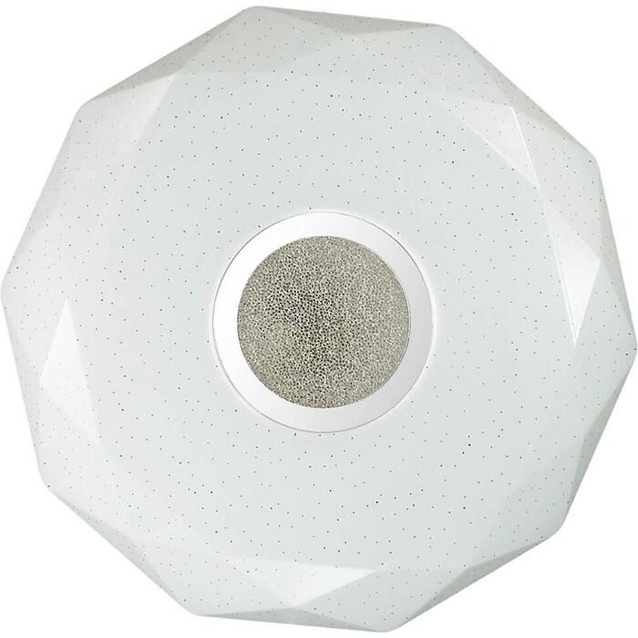 Потолочный светодиодный светильник с пультом Sonex 2057/EL
