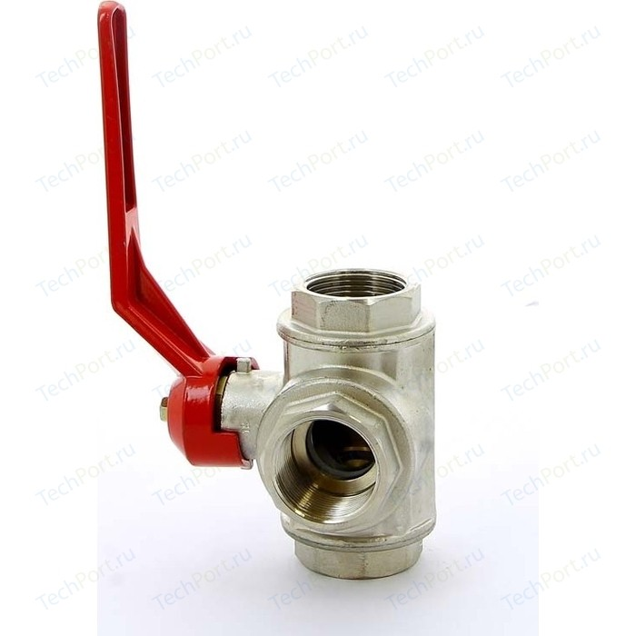 Фото - Кран шаровый ITAP шаровый 3-ходовой 11/4 ВР тип L (128 11/4'L) клапан itap обратный clapet 4 вр дисковый горизонтальный с металлическим затвором и ревизией