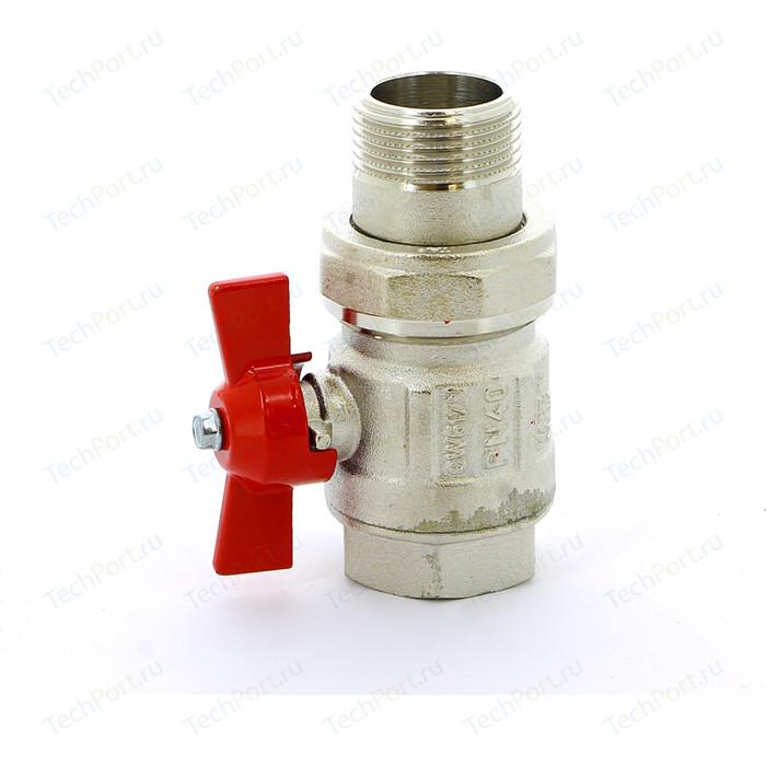 Кран шаровый ITAP IDEAL 1 НР/ВР с разъемным соединением (098 1)